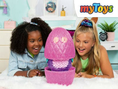 Spin Master Hatchimals WOW bei MyToys