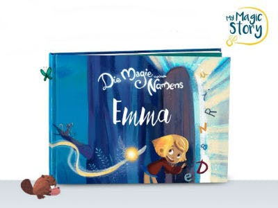 Personalisiertes Kinderbuch bei The Story Tailors