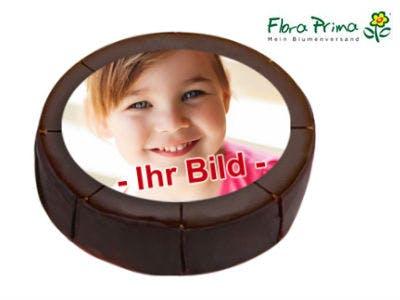 Torte mit individuellem Foto für 29,99€ bei FloraPrima