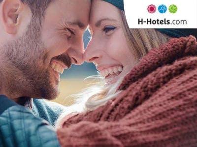 Romantische Städtetrips bei H-Hotels.com