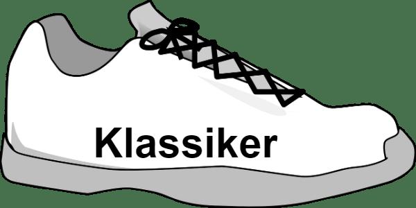 Sneaker-Klassiker zum Nachschoppen.