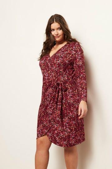 Das perfekte Outfit für Curvy Ladies: Wickel-Kleider