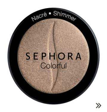 Schimmernder Lidschatten zum kleinen Preis: SEPHORA COLLECTION - Colorful Nude Collection
