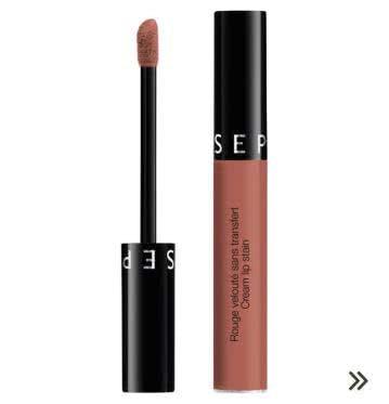 Wer einen cremigen, intensiven Lipgloss sucht ist mit dem Lip Stain der SEPHORA COLLECTION richtig beraten.