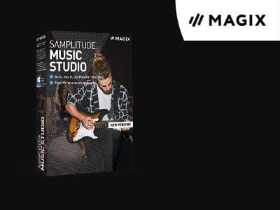 Mach Musik! Mit dem Samplitude Music Studio 2020 von Magix.