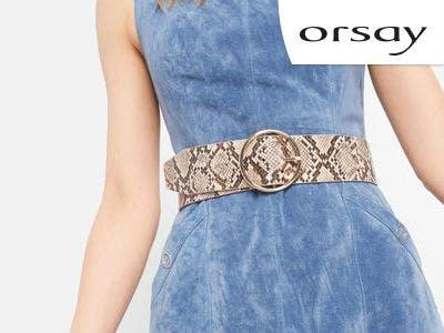 Tailliengürtel bei Orsay