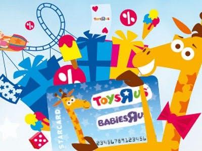 Die StarCard von ToysRUs bietet viele Vergünstigungen für den Freizeitpark