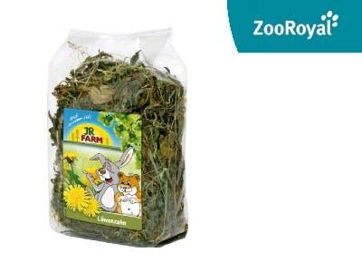 Zu jeder Jahreszeit lecker: JR Farm Kleintierfutter Löwenzahn