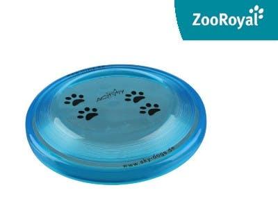 Mit der Frisbee von Trixie haben dein Hund und du garantiert viel Spaß!
