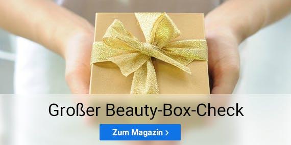 Der große Beauty-Box-Check