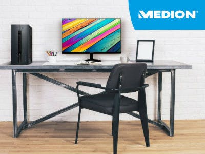 MEDION® AKOYA® P57581 Widescreen Monitor
