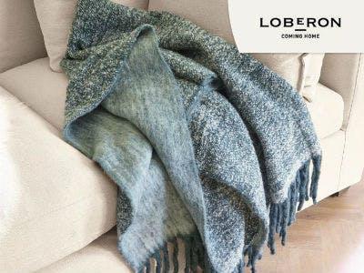 Kuschelige warme Wolldecke