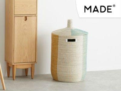 """Wäschekorb """"Havanna"""" bei MADE.COM shoppen"""