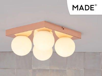 Shoppe die Apollo LED-Badleuchte von MADE.COM