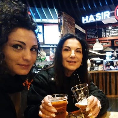 So feiert Giulia den Muttertag 2020.