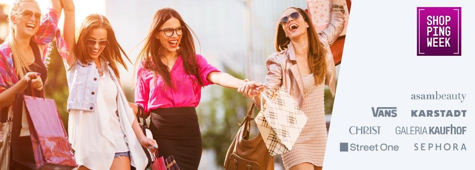 Shopping Weeks bei SPARWELT