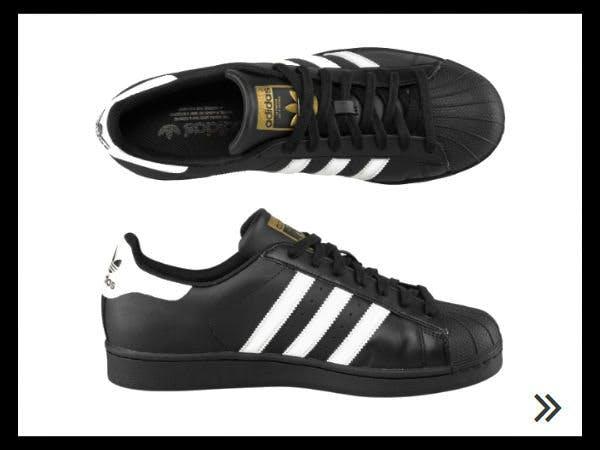 Der adidas Superstar – der Klassiker unter den Sneakern.