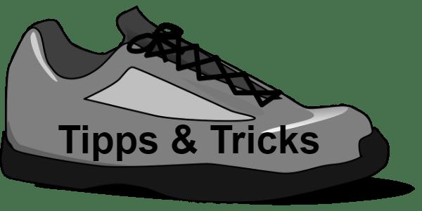 Tipps & Tricks für eure Sneaker.