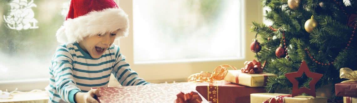 Weihnachtsgeschenke für Kinder – exklusive Tipps aus der SPARWELT-Redaktion