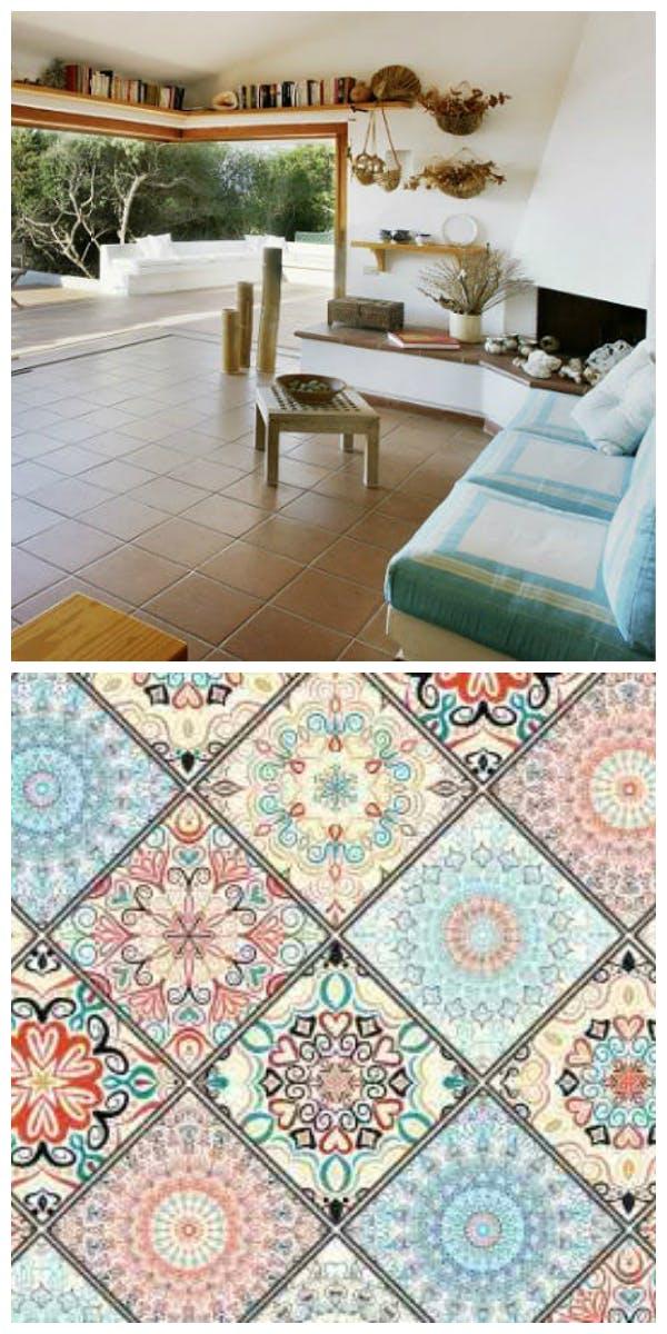 Materialien und Möbel für den Mediterranen Stil
