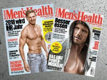 GRATIS Zeitschrift Mens Health