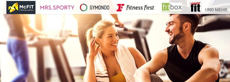Gratis Probetraining in Fitnessstudios