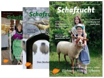 Zeitschrift Schafzucht gratis