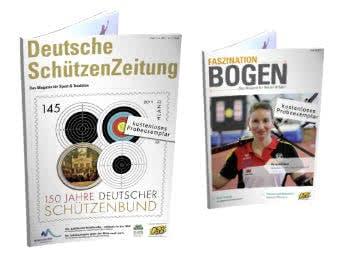 GRATIS Zeitschrift Deutsche Schuetzenzeitung