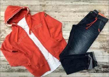 Trendige Fashion gibts bei Adenauer und Co.