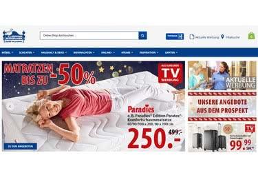 Löse einen Dänisches-Bettenlager-Gutschein ein und erfülle dir deinen Traum vom Sparpreis!