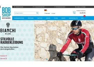 Alles für den Radsport findest du auf bobshop.de