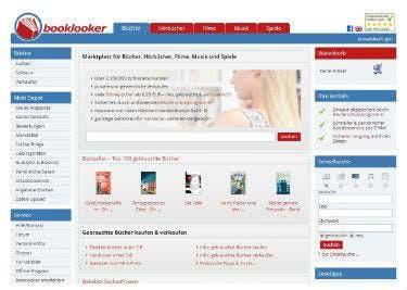 Bei booklooker gibts zahlreiche Bücher zum kleinen Preis.