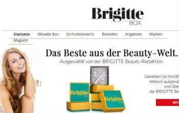 Bei Brigitte Box werdet ihr jeden Monat mit neuen Kosmetikgeschenken überrascht.