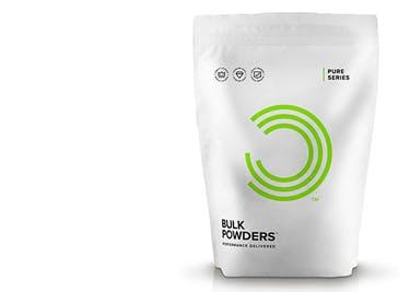 Preiswert werden die Nahrungsergänzungsmittel mit einem Bulk-Powders-Gutschein
