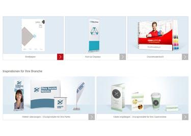 Bei CEWE PRINT bestellst du mit einem Gutschein günstig Werbemittel und Co.