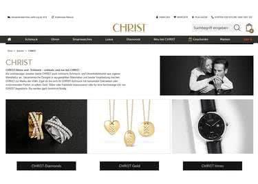 Uhren und Schmuck in allen Facetten bei CHRIST mit einem Gutschein günstiger bestellen