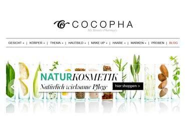 Deine Naturkosmetika kannst du bei Cocopha mit einem Gutschein günstiger bestellen