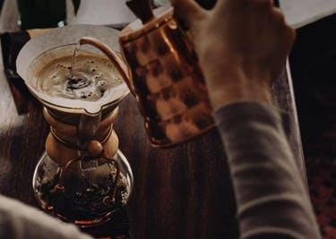 Löse einen Rabattcode ein und spare bei der Onlinebestellung von Kaffee