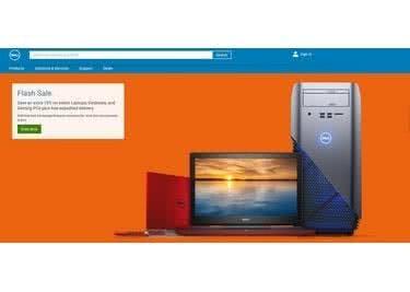 Bestelle Pcs, Laptops und Zubehör mit einem Dell-Gutschein günstiger