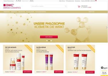 Gutscheine und Rabatte bei DMC Cosmetics