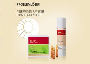 Gepflegt sparen bei DMC Cosmetics