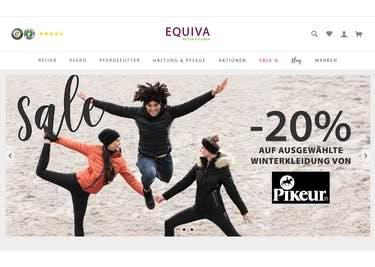 Mit einem Equiva-Gutschein jagst du im Wind und reitest geschwind!