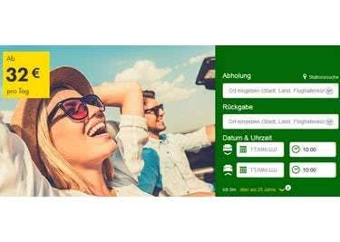 Deinen Europcar-Gutschein kannst du sehr leicht einlösen
