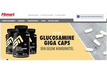Pump up the price: Mit einem Fitmart-Gutschein orderst du deine Supplements günstiger
