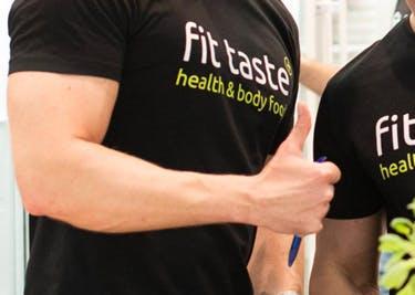 Bestelle deine Mahlzeiten bequem und günstig online mit einem fit-taste-Gutschein