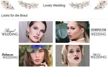 Düfte, Make-up und Co. - auch für die Hochzeit - werden mit einem Flaconi-Gutschein preiswert