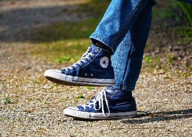 Neue Schuhe von Foot Locker