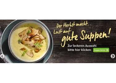 Mit frischen Zutaten bereitest du dir ein leckeres Essen, das dir gut tut!