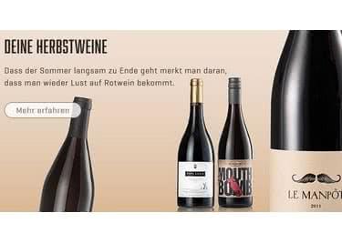 Probiere dich durch aktuelle Weine der Saison und entdecke viele Neuheiten im GEILE-WEINE-Sortiment