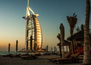 Nach Dubai reisen